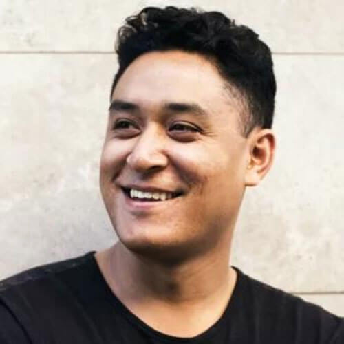 Chef Alex Chang