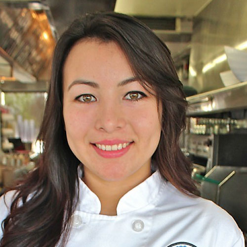 Chef Natalie Curie