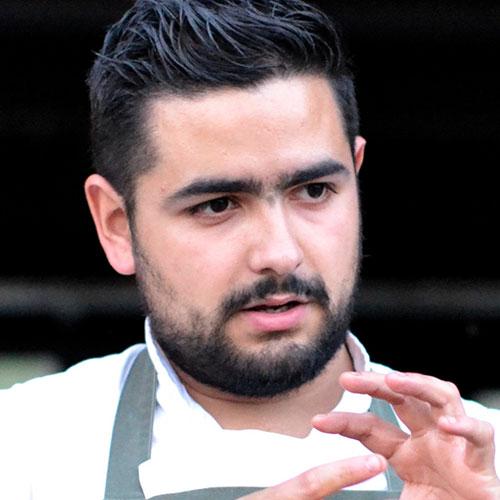 Chef Omar Valenzuela
